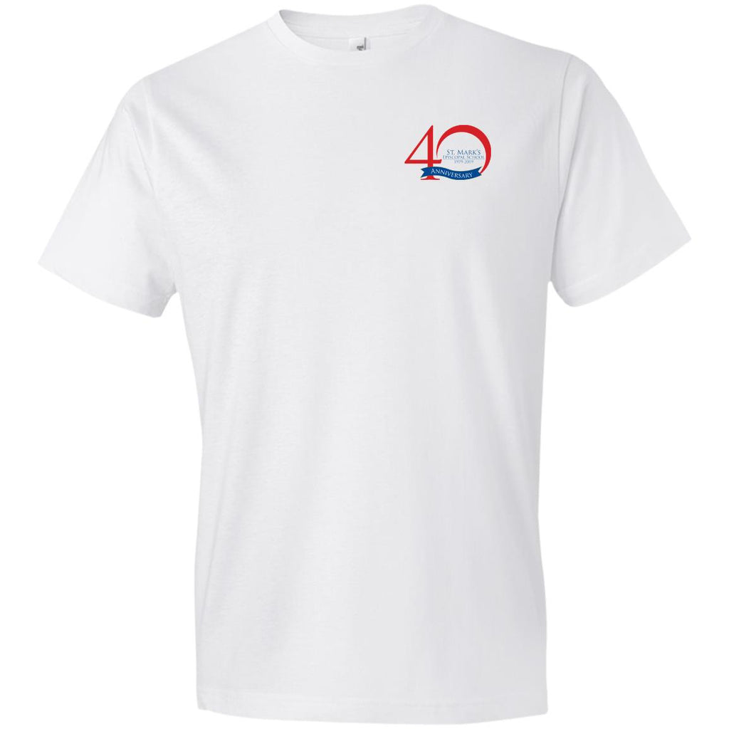 40th Anniversary 1, Uniform Approved, Lightweight Cotton (Adult Sizes)