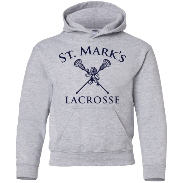Lacrosse Pullover Hoodie (Youth Sizes)