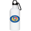 St. Mark's 20 oz. Stainless Steel Water Bottle