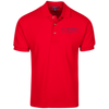 Cotton Pique Knit Polo - Polo Shirts - 4