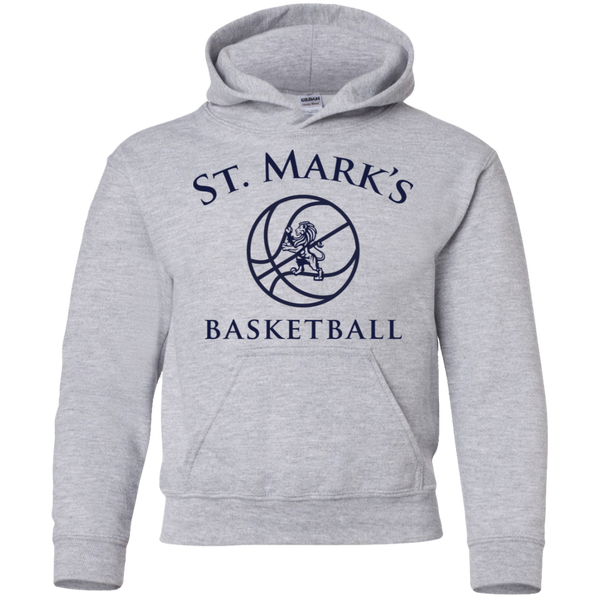 Basketball Pullover Hoodie (Youth Sizes)