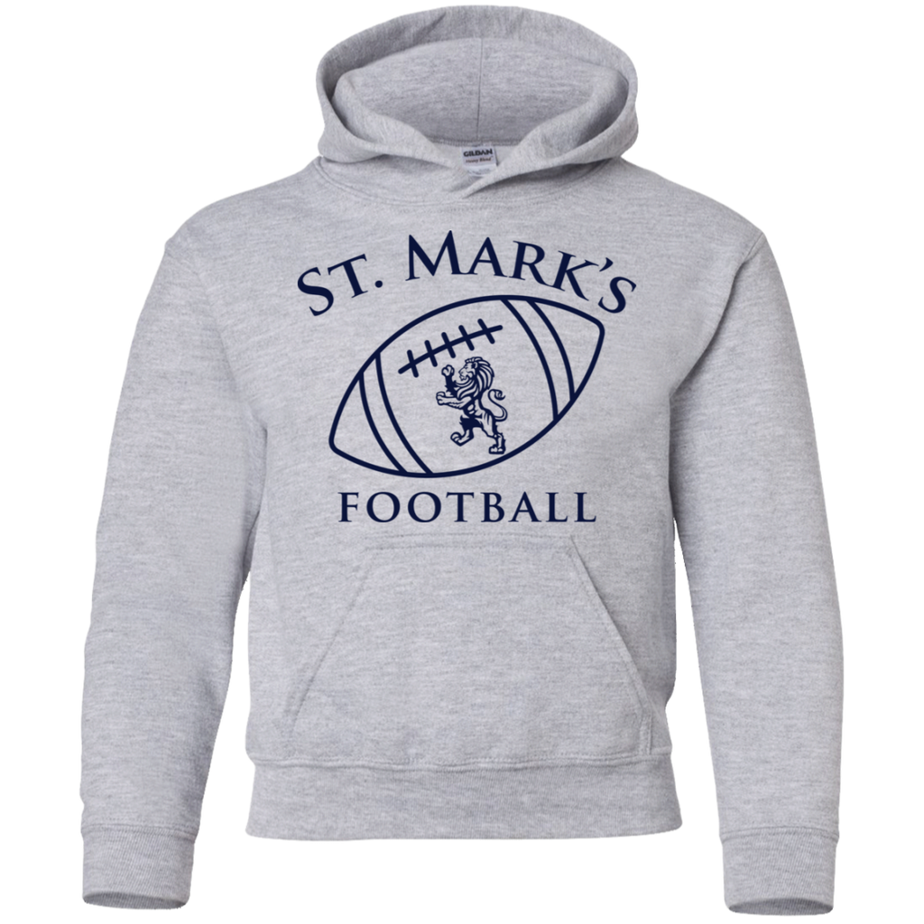 Football Pullover Hoodie (Youth Sizes)