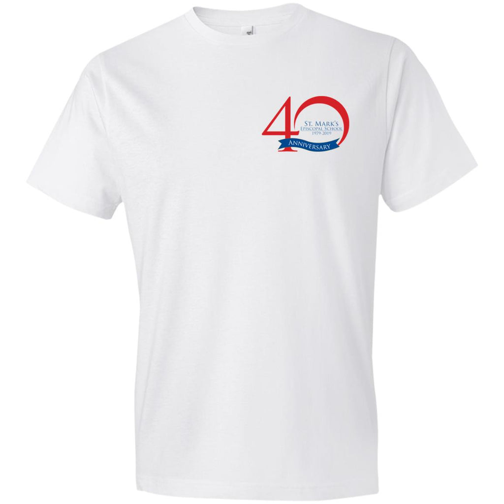 40th Anniversary 1, Uniform Approved, Lightweight Cotton (Youth Sizes)