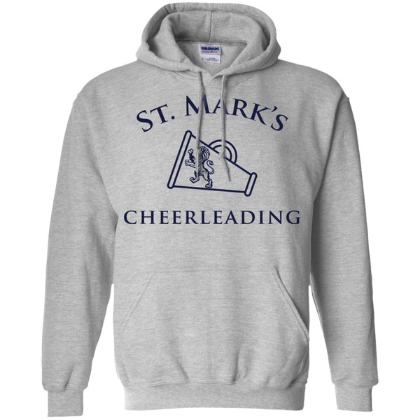 Cheerleading Pullover Hoodie (Adult Sizes)