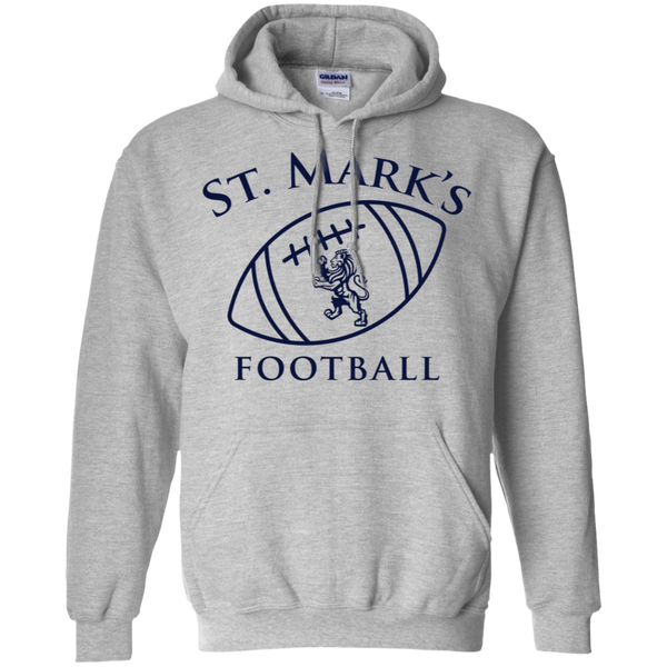 Football Pullover Hoodie (Adult Sizes)