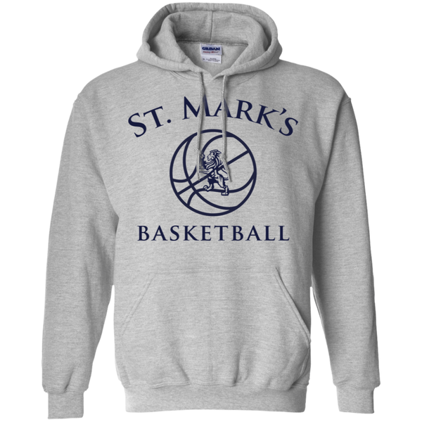 Basketball Pullover Hoodie (Adult Sizes)