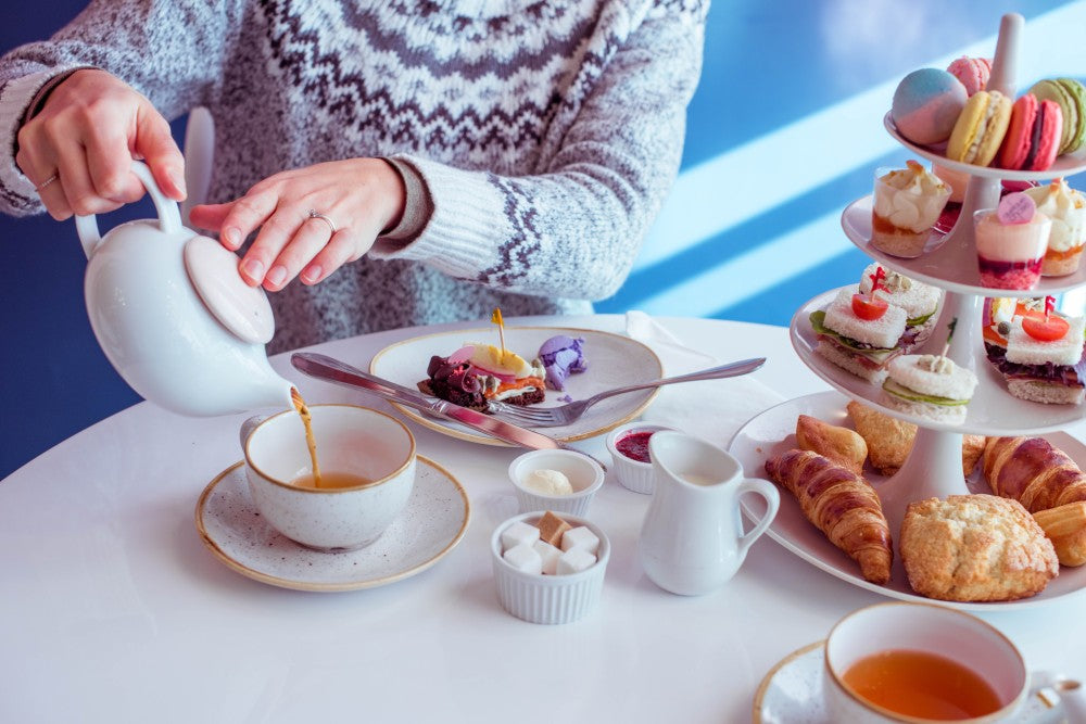 Afternoon Tea Special - Tuesday and Wednesday - Buy one, get second 50% off