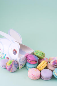 Easter Box of 12 macarons