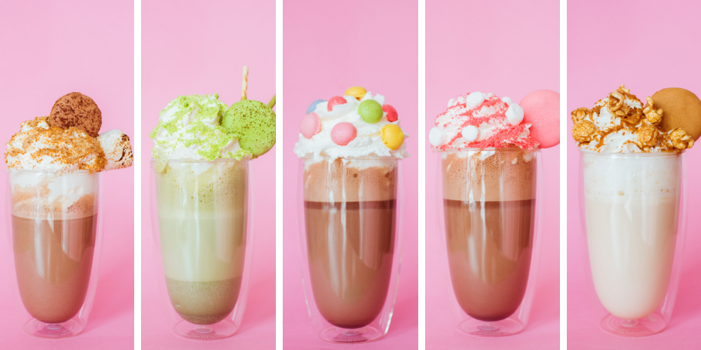 Flavoured Hot Chocolate