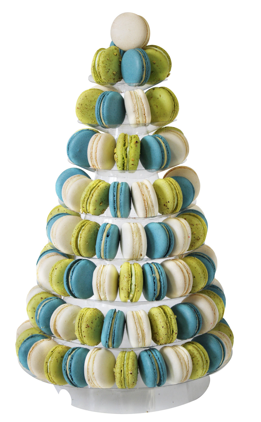 Macaron tower - It's a boy