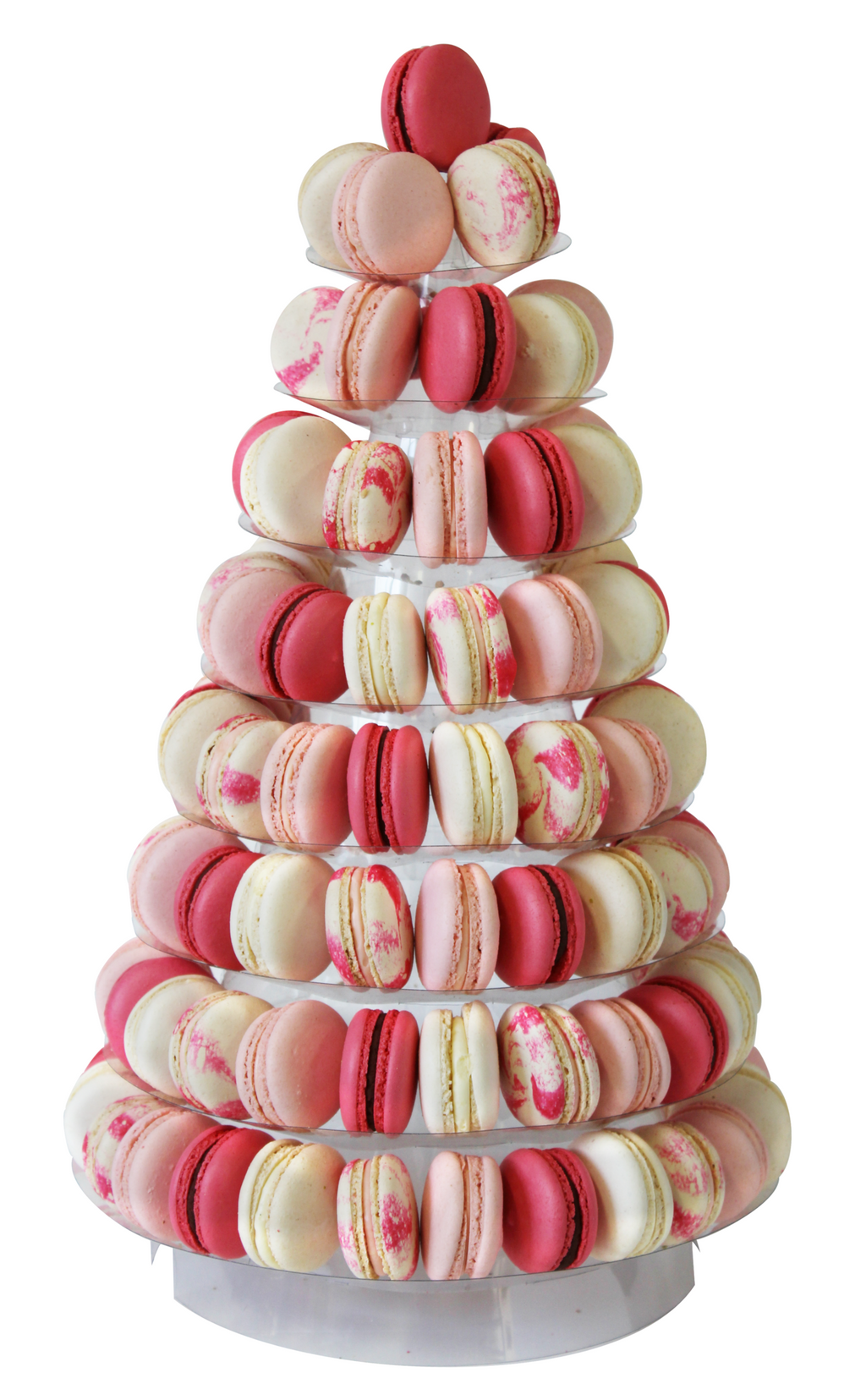 Macaron tower - It's a girl
