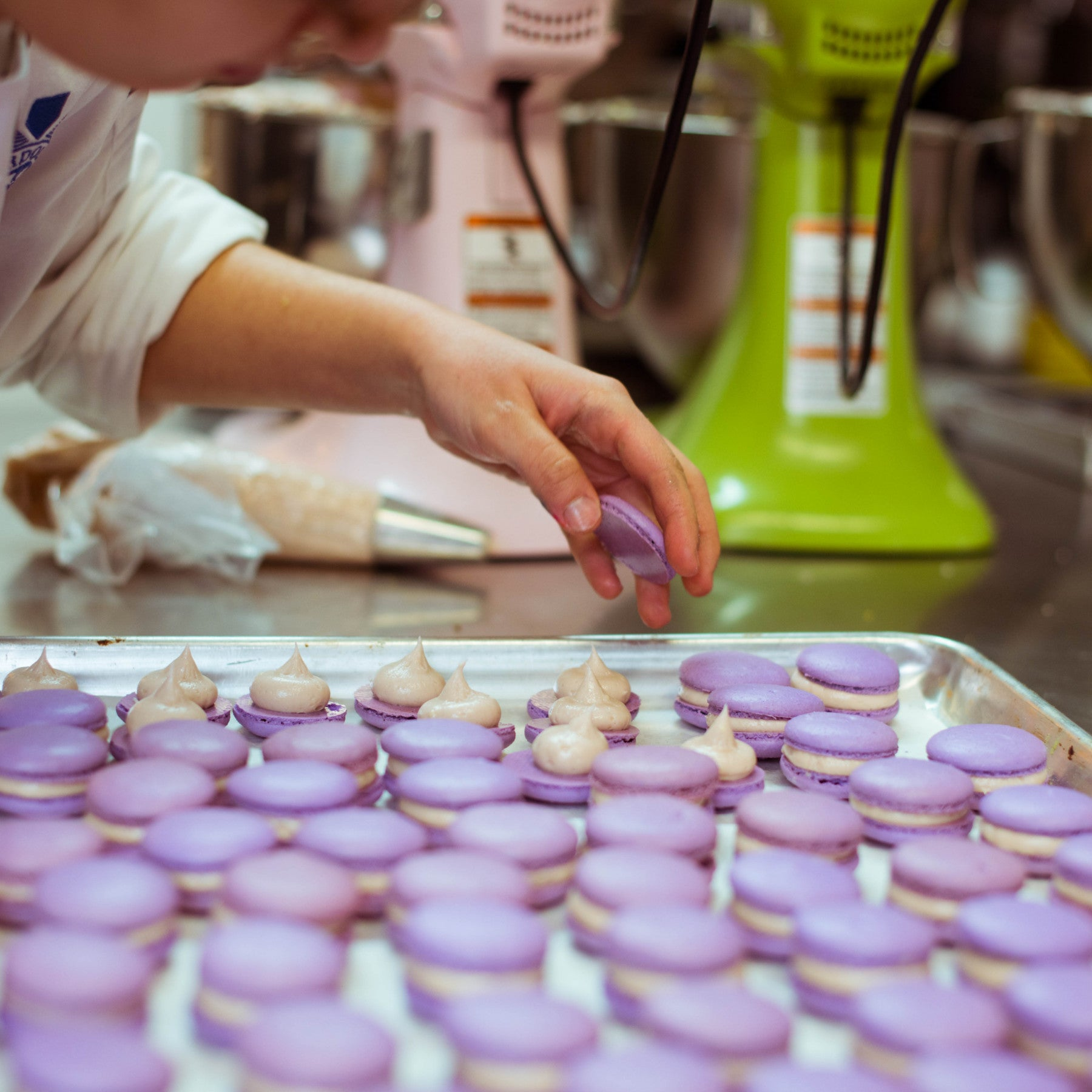 French Macaron Classes - Vanier location