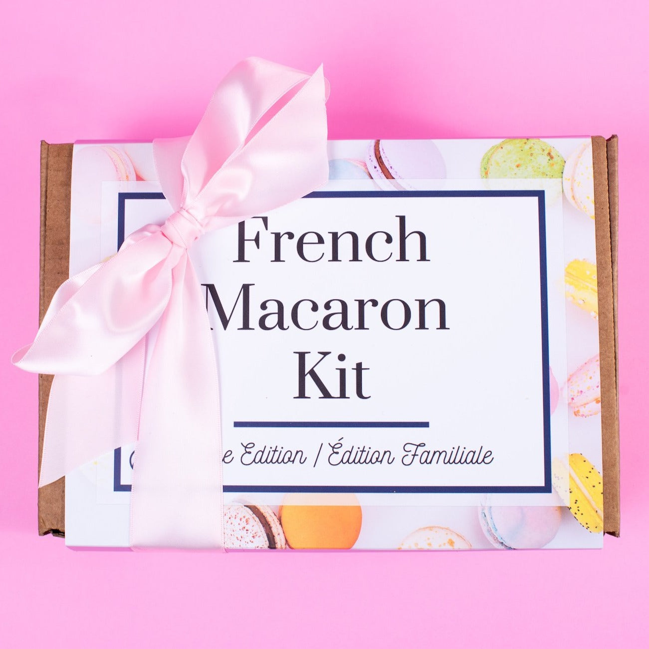 Macaron Making Kit (shipping only)