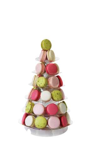 Macaron tower - Marry me