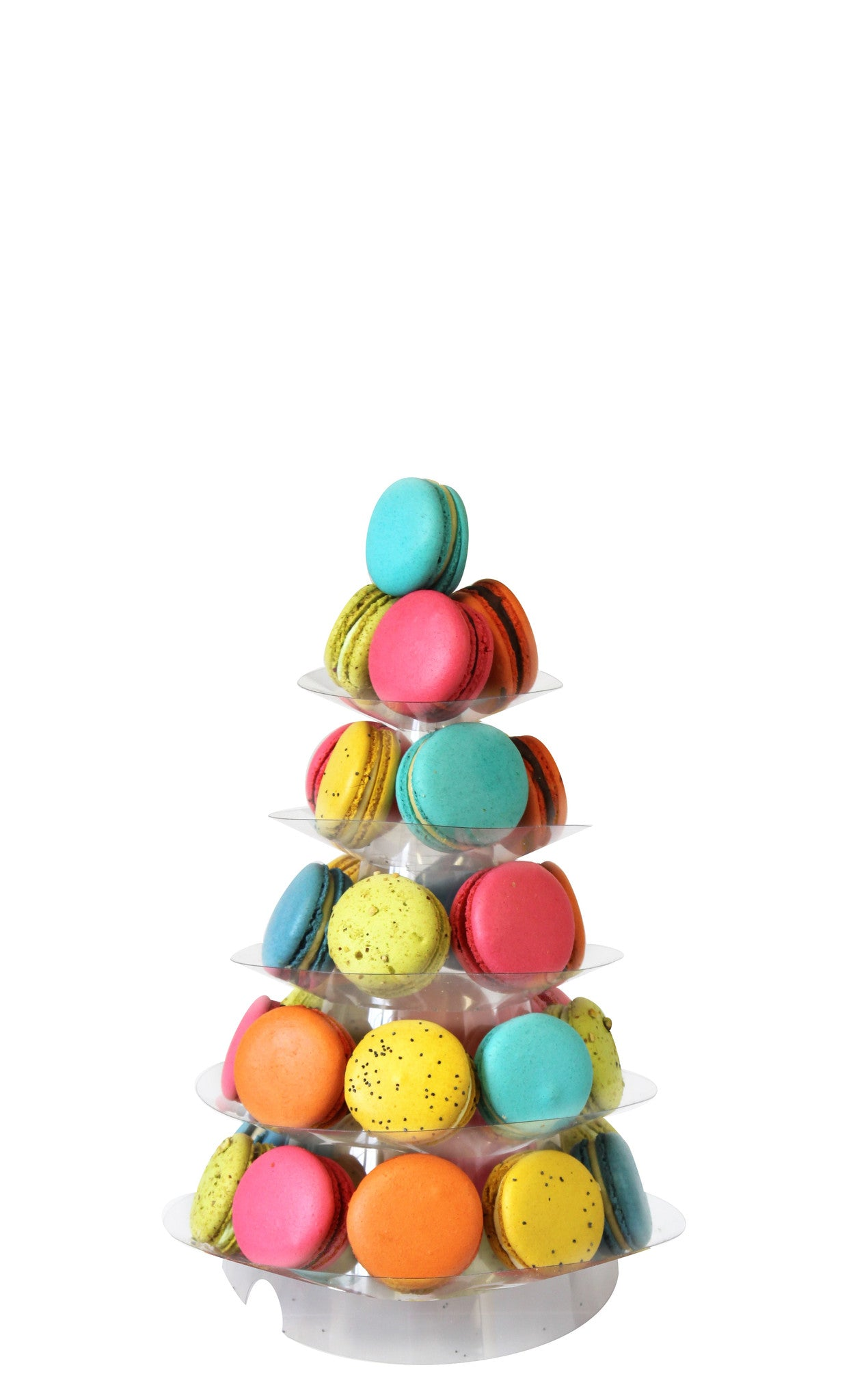 Macaron tower - Party time