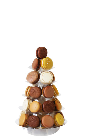 Macaron tower - So good!