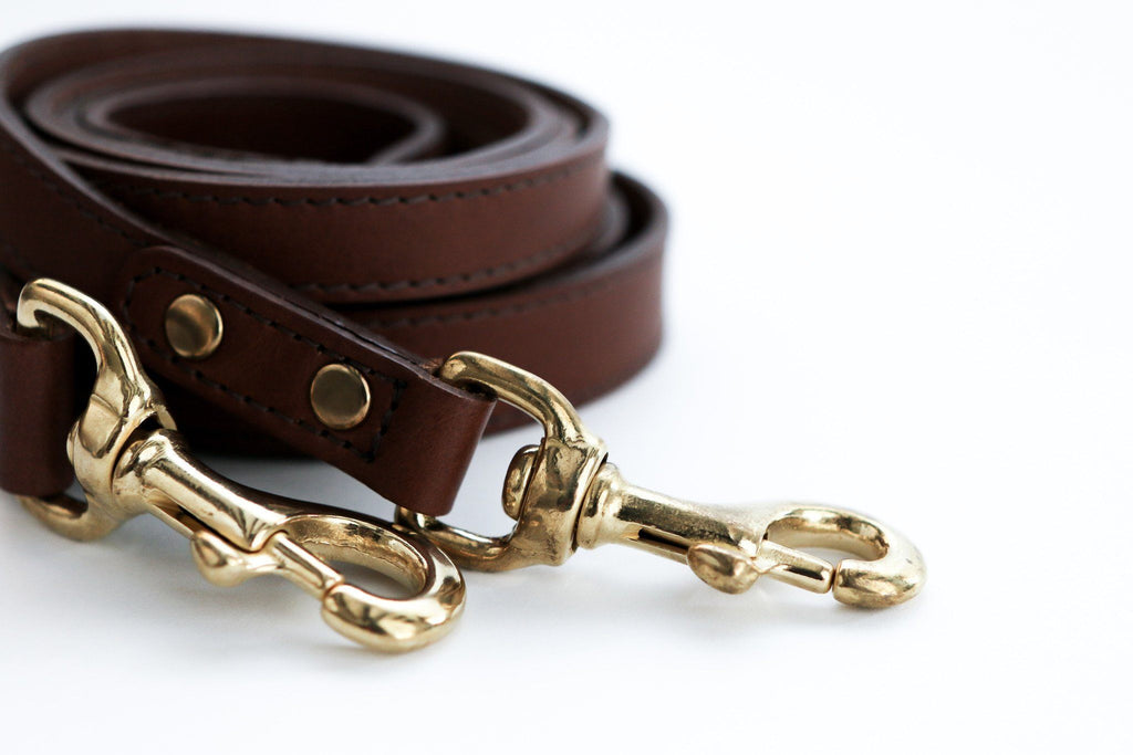 Dog Lead - All leather