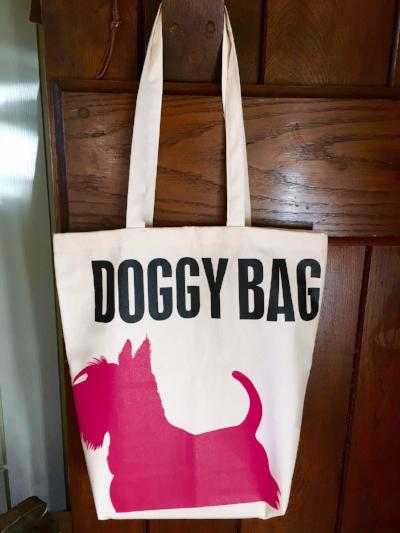 100% Cotton Bag - Pooch Shopper