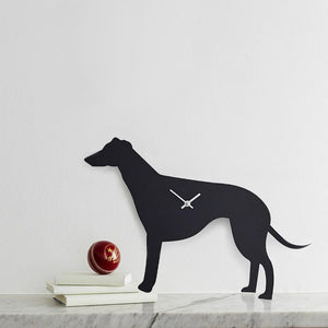 Greyhound/ Lurcher Clock