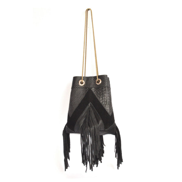 ....LILA Fringes - Last One..LILA + Franges....