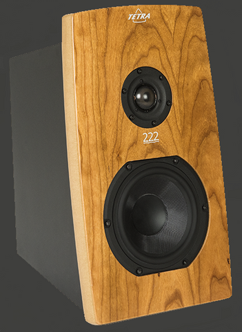 222 - Tetra Speakers - Bookshelf/Surround (pair)
