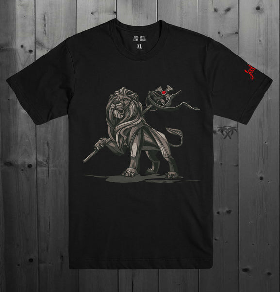 Stone Reggae Capsule Lion Of Judah Tee