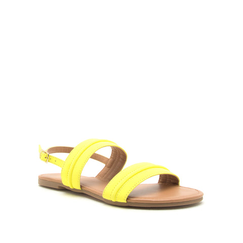 ARCHER-550 NEON YELLOW NUBUCK PU
