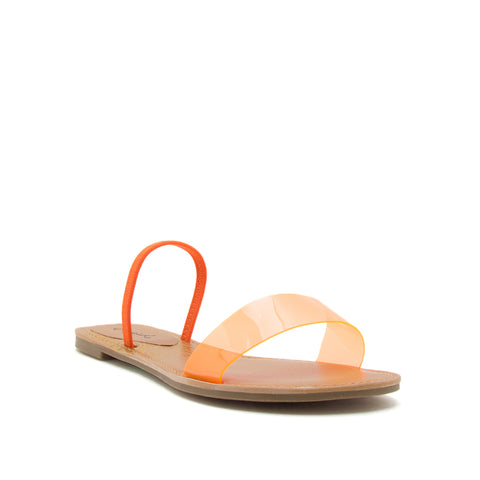 ATHENA-1209AX NEON ORANGE PVC