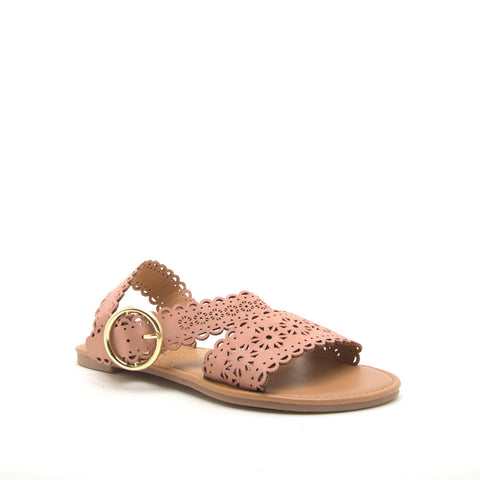 ATHENA-1354X DUSTY BLUSH DISTRESS NUBUCK PU