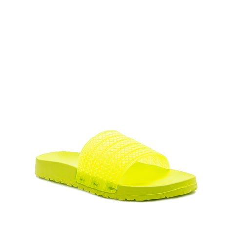 AVI-01 YELLOW FROSTY PVC