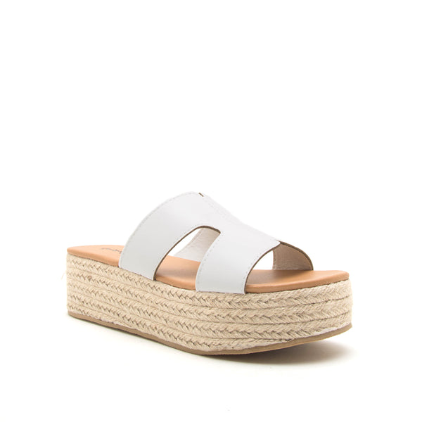 BEACHIE-02 WHITE PU