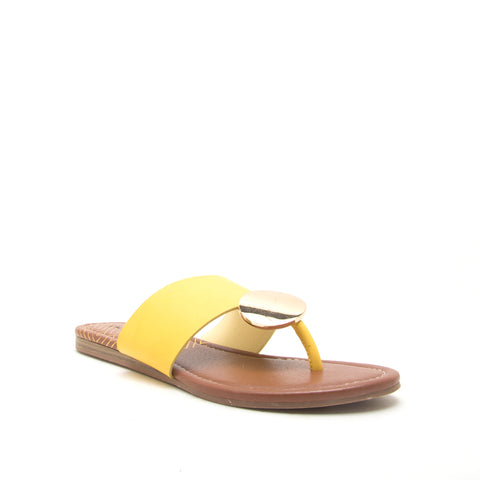 BELLINI-02 YELLOW PU