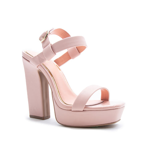 BRONCO-13 BLUSH STRETCH PU