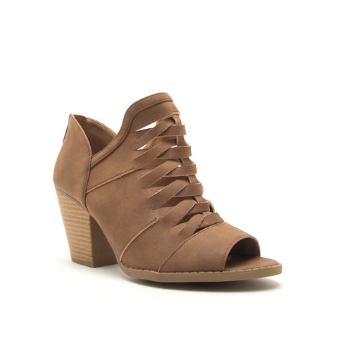 BRUNA-12 MAPLE DISTRESS NUBUCK PU