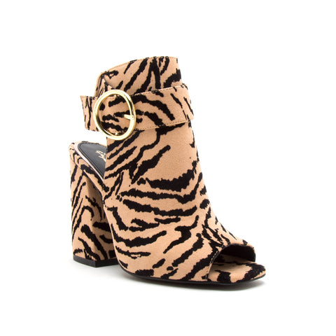 CAGE-21 BLACK TIGER SUEDE PU