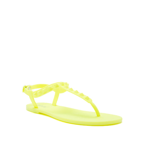 CALIS-01 NEON YELLOW MATTE PVC