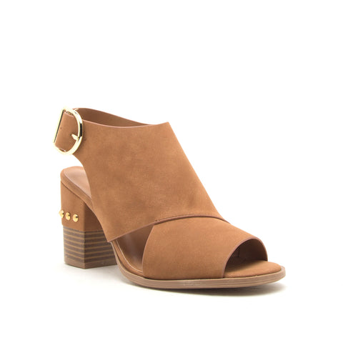 CARIS-21 CAMEL DISTRESS NUBUCK PU
