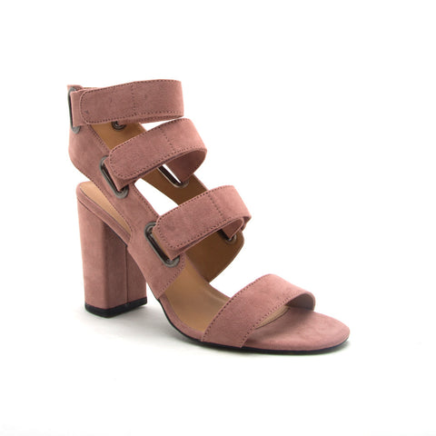 CHESTER-123 MAUVE SUEDE