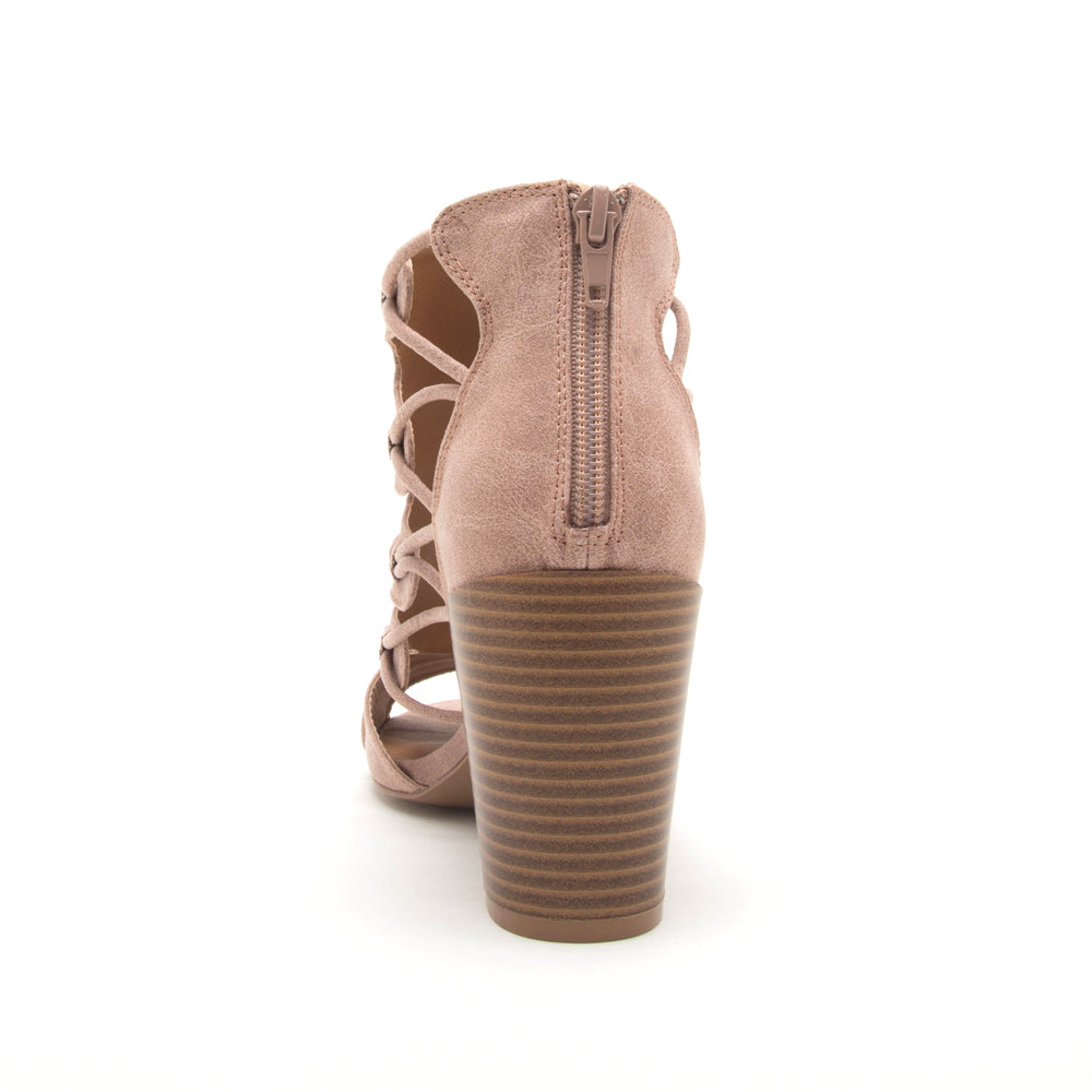 CLYDE-35X WARM TAUPE DISTRESS PU