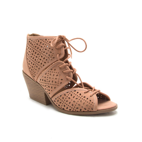 DALTON-05 BLUSH DISTRESS NUBUCK PU