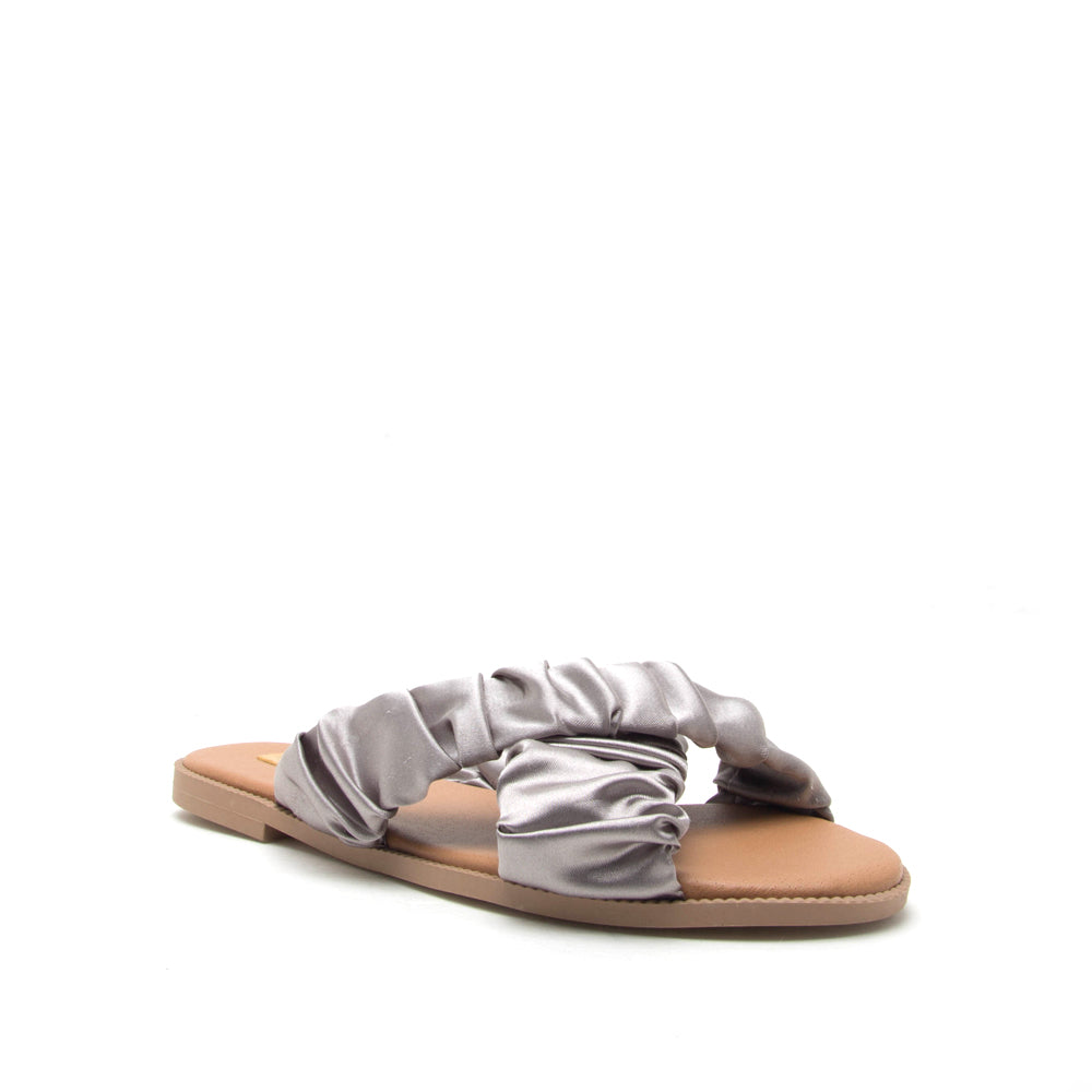 DESMOND-04 LIGHT GREY SATIN