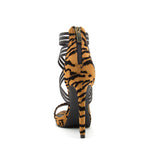 FEARLESS-13XX CAMEL BLACK TIGER SUEDE