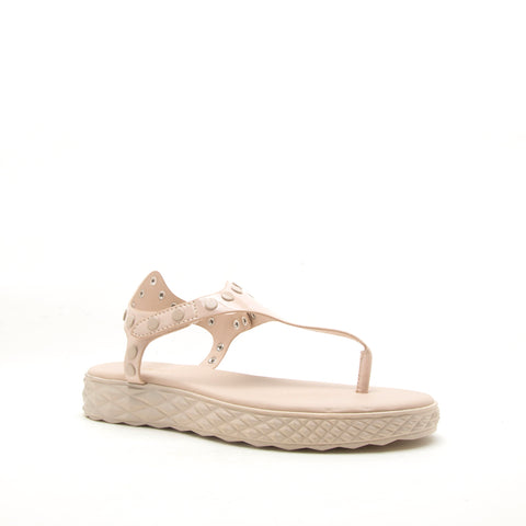 FIRE-02 BLUSH PATENT PU