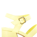 KATEN-15 YELLOW PU