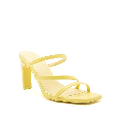 KAYLEE-02 YELLOW PU