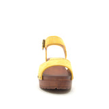 KEEN-10 YELLOW SUEDE PU
