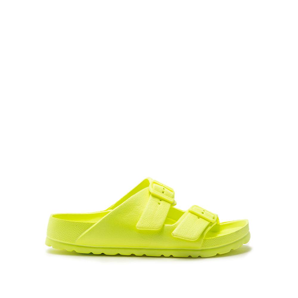 LENNIE-01 NEON YELLOW 1/2 VIEW