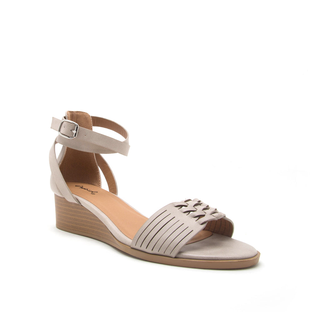 LIAM-04 TAUPE DISTRESS PU