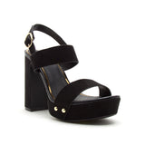 LIGHTING-15X BLACK SUEDE PU