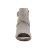 LOST-44X GREY DISTRESS NUBUCK PU